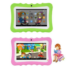 7'' For Kids Android 4.4 Tablet PC Bluetooth 8+64GB Quad-core 2 Cam WIFI HD N8C7