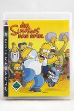 Die Simpsons - Das Spiel (Sony PlayStation 3) PS3 Spiel in OVP - SEHR GUT