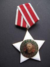 Bulgarien. Order Des 9. September