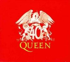 40 Limited Edition Collector's Queen Audio CD