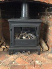 Valor Ridlington Log Effect Gas Stove Fire