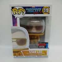 Funko Pop Stan Lee 519 2019 Fall Convention Limited Edition Vinyl Figure