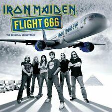 "IRON MAIDEN ""FLIGHT 666 ORIGINAL SOUNDTRACK"" 2 LP VINYL"