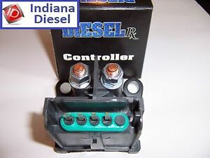 CHEVY/GMC DIESEL1983-1993 - 6.2L & 6.5L-GLOW PLUG CONTROLLER (1005) Made IN USA