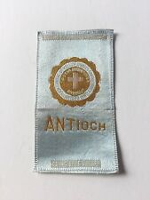 New listing 1910 Tobacco Cigarette College Silk Antioch (129)