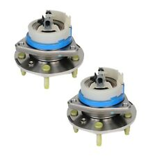 Pair Set 2 Front Wheel Bearing & Hubs Assy ACDelco For Buick Pontiac 4-Wheel ABS