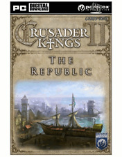 Crusader Kings II-The Republic DLC Steam Key Code PC Global [livraison rapide]