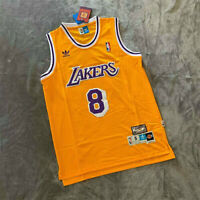 Kobe Bryant LA Lakers Hardwood Classics #8 Men's Swingman Jersey All Color S-XXL