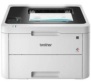 Brother HL-L3230CDW Compact Digital Color Wireless Laser Printer Duplex Printing
