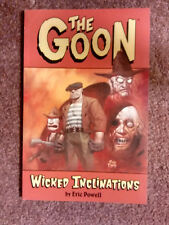The GOON Volume 5: Wicked Inclinations- Eric Powell, '06 DARK HORSE 1st PB Edit.