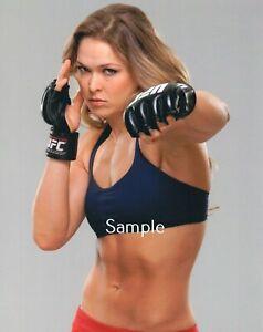 Ronda Rousey MMA Photo Poster Print RR1