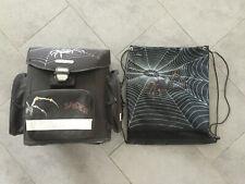 Herlitz Schulrucksack, Spider + Turnbeutel, 50009749