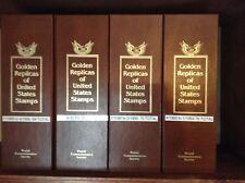 U.S. GOLD REPLICAS COVERS FOUR (4) ALBUMS  304 FDI 1/1988 to 1/1994