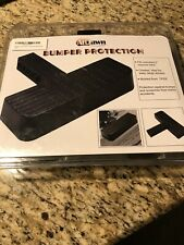 At Dawn Bumper Step & Protection Fits 2 Inch Hitch, Black, BRAND NEW