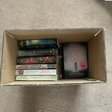 Joblot 20x Books, Fiction/Non Fiction, Paperback & Hardback Bulk Wholesale