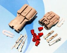 Cableado eléctrico de 2.0 mm conector Impermeable 2/3/4/6 Pin forma Superseal para coche