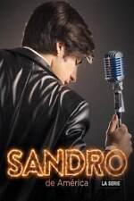 Argentina Sandro de America la Serie 4dvds 13 capitulos $44.99