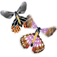 Papel Mariposa Revoloteando Juguete Volador chicas chicos Navidad Stocking Relleno De Navidad