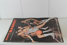 rivista GIGANTI DEL BASKET 1971 numero 3
