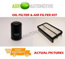 Diesel Service Kit Öl Luftfilter für Toyota Corolla 1.9 69 BHP 2000-01
