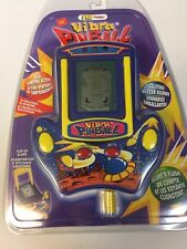 Vibra Pinball LCD Electronic Game by Pro Tech Vintage Handheld 1998 New Sealed
