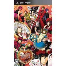 Used PSP  Heart no Kuni no Alice Anniversary Ver SONY PLAYSTATION JAPAN IMPORT