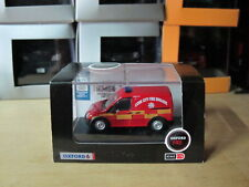 Ford transit connect cark London Fire brigade 1/76 oxford