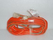 Lot Of 5 New Intertek 3139719 50 ft.13A 16Awg Extension Cord Orange Fl-101