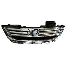 2011-2013 Ford Fiesta 3-Bar Chrome Grille Insert OEM NEW BE8Z-8200-BA