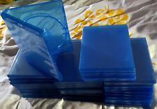 30 Stück Blu-ray DVD Leerboxen [für einzelne Blu-rays/DVDs/CDs] - einwandfrei!