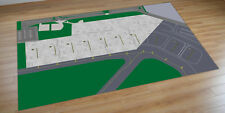 1/400 SCALE REGIONAL MODEL AIRPORT LAYOUT /FOIL SOUTHEND UK