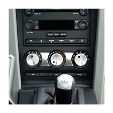 2005-2009 MUSTANG BILLET A/C KNOB TRIM ACCENTS GT V6