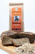 Mehlfreibrot Multikorn -grob gemahlen- Bio Brotbackmischung 600g