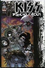 KISS Psycho Circus Comic Book #2 No. 2; September 1997; First Print