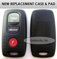 NEW REPLACEMENT CASE KPU41846 keyless remote transmitter clicker keyfob fob phob