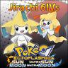 Jirachi 6IV ☀️ Shiny or not 🌙 Battle Ready 6IVs Pokemon Sun Moon Ultra SM USUM