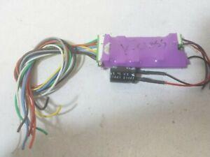 SoundTraxx Tsunami TSU K Series Digital Sound Decoder #479 D&RGW Steam Loco HO