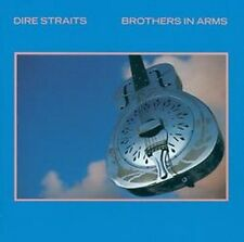 DIRE STRAITS: BROTHERS IN ARMS DIGITALLY REMASTERED CD MARK KNOPFLER / NEW