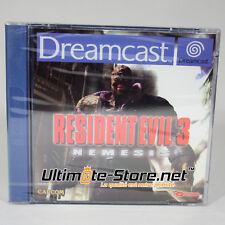 Resident Evil 3: Nemesis pour Dreamcast
