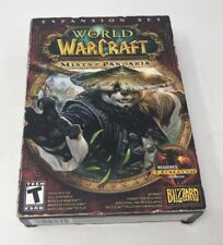 World of Warcraft: Mists of Pandaria PC - NEW / SEALED - See Desc
