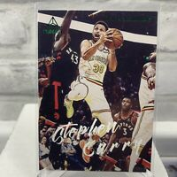 2019-20 CHRONICLES LUMINANCE STEPHEN CURRY #151 GREEN PARALLEL WARRIORS