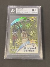 1997 ULTRA STAR POWER SUPREME MICHAEL JORDAN #SPS1 BGS 8.5 NM-MT+
