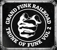 Grand Funk Railroad : Trunk of Funk - Volume 2 CD Box Set 6 discs (2017)