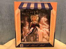 """Vintage 1940's Marcie 8""""Venetian Pink Doll #813 With Sleepy Eyes Original Box"""