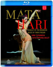 Mata Hari -A Ballet By Ted Brandsen: Dutch National Ballet (Rowe) Blu-ray