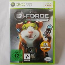 XBOX 360 - Microsoft ► G-Force - Agenten mit Biss ◄ TOP | dt. Version