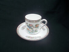 Wedgwood KUTANI CRANE. Coffee Cup and Saucer [Demitasse]