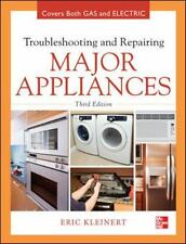 Troubleshooting and Repairing Major Appliances (Hardback or Cased Book)