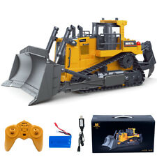 1/16 Remote Control Bulldozer Rc Front Loader Tractor Construction Vehicles Car