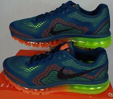 New Mens 10 NIKE Air Max 2014 Night Factor Run Shoes $180 621077-308